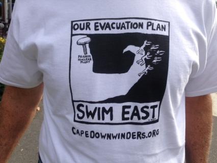 evacuation Tshirt