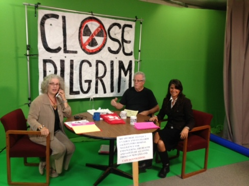 STOP PILGRIM