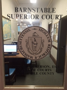 Courthouse Entry Oct. 1, 2015
