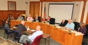 The Brewster Board of Selectmen 5/16/16
